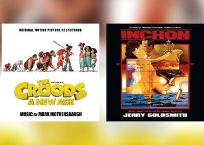 Intrada: Mark Mothersbaugh & Jerry Goldsmith