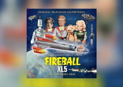 Silva im Januar: Barry Grays Fireball XL5