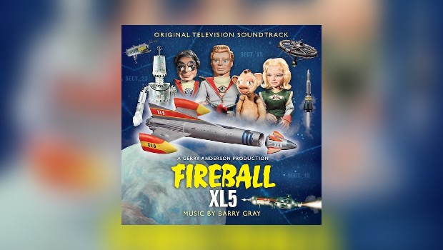 Silva im Januar: Barry Grays Fireball XL5