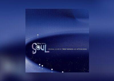 Neu von Walt Disney Records: Soul