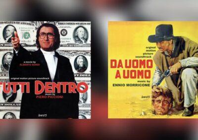 Neu von Beat: Piero Piccioni & Ennio Morricone