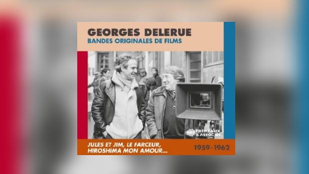 Neuer Delerue-Sampler von Frémeaux & Associés