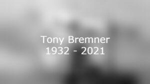 Tony Bremner verstorben