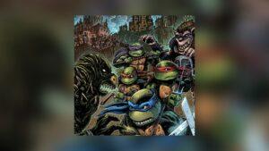 Teenage Mutant Ninja Turtles II von Waxwork Records