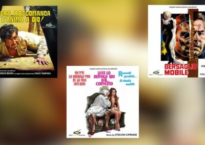 Digitmovies im März: Bixio, Vandor & Cipriani