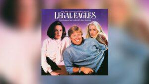 Neu von Intrada: Elmer Bernsteins Legal Eagles