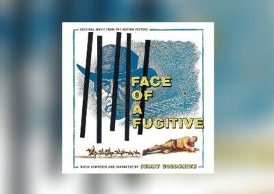 Jerry Goldsmiths Face of a Fugitive von Intrada