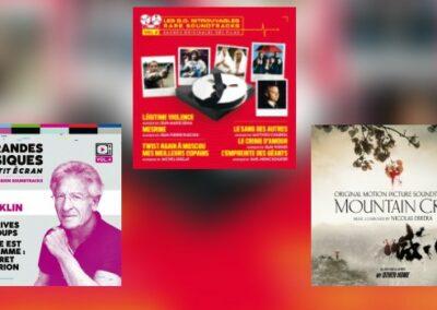 Neue Veröffentlichungen von Music Box Records