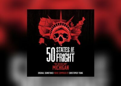 Christopher Youngs 50 States of Fright von Notefornote Music