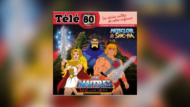 Neu von Télé 80: He-Man und She-Ra