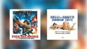 Neu von Beat: Francesco De Masi und Giacomo Dell'Orso