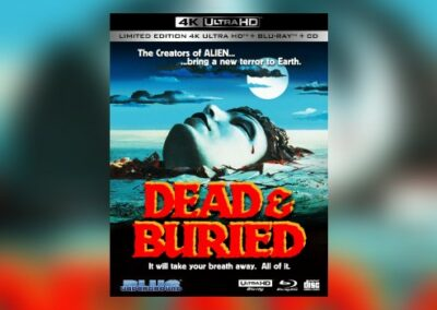 Blue Underground: Dead & Buried