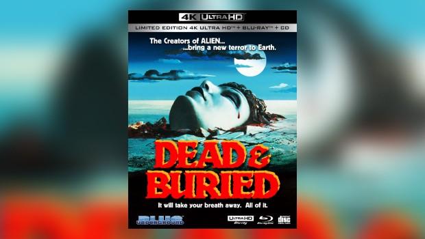 Blue Underground: Dead & Buried