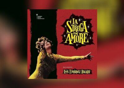 CAM / Sugar: Luis Bacalovs La strega in amore