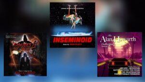 Neu von Dragon's Domain: John Scott, Chuck Cirino & Alan Howarth