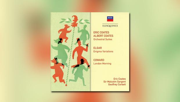 Eric Coates, Albert Coates | Elgar | Coward