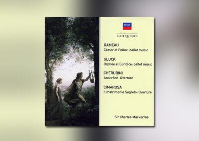 Rameau | Gluck | Cherubini | Cimarosa