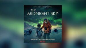 Alexandre Desplats The Midnight Sky erscheint auf CD