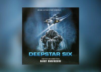 Intrada: Harry Manfredinis DeepStar Six als Neuauflage