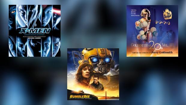 Neu von La-La Land: Michael Kamen, Jerry Goldsmith & Dario Marianelli