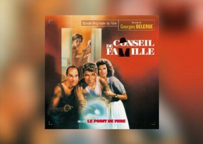2 x Georges Delerue von Music Box Records
