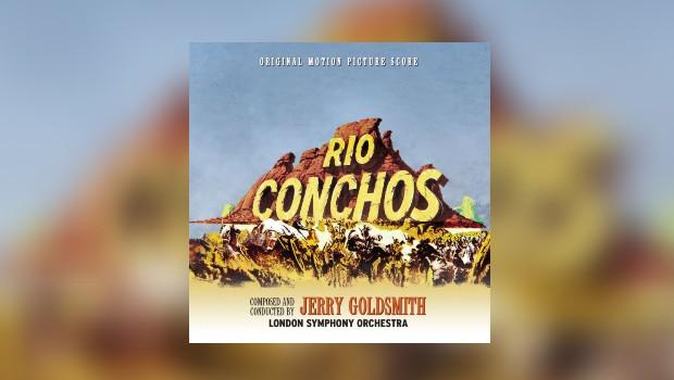 Intrada legen Goldsmiths Rio Conchos neu auf