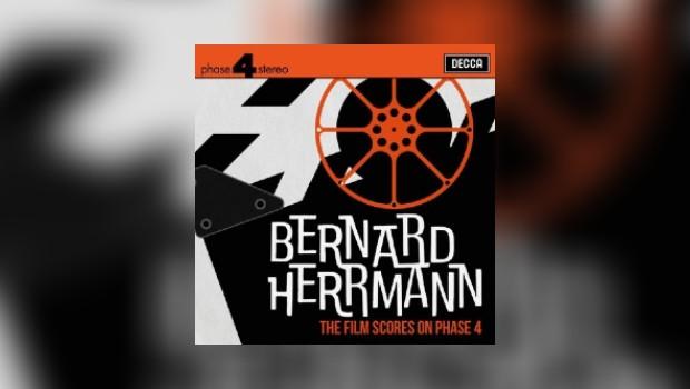 Decca Records veröffentlichen Herrmann-Boxset