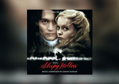 Intrada: Danny Elfmans Sleepy Hollow auf 4 CDs