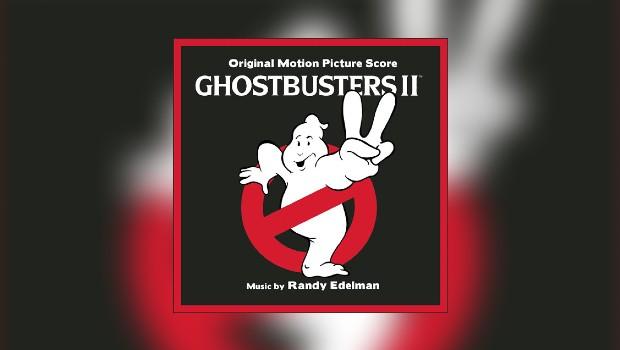 Im August: Randy Edelmans Ghostbusters II erstmals auf CD
