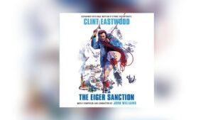 Intrada: John Williams' The Eiger Sanction als Doppelalbum