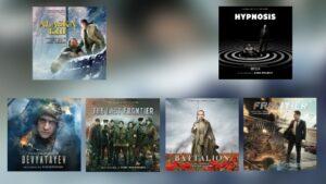 6 neue CDs von Keepmoving Records