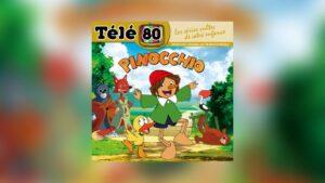 Karel Svobodas Pinocchio von Télé 80