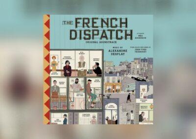 Alexandre Desplats The French Dispatch von ABCKO