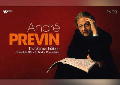 André Previn – The Warner Edition: Complete HMV & Teldec Recordings