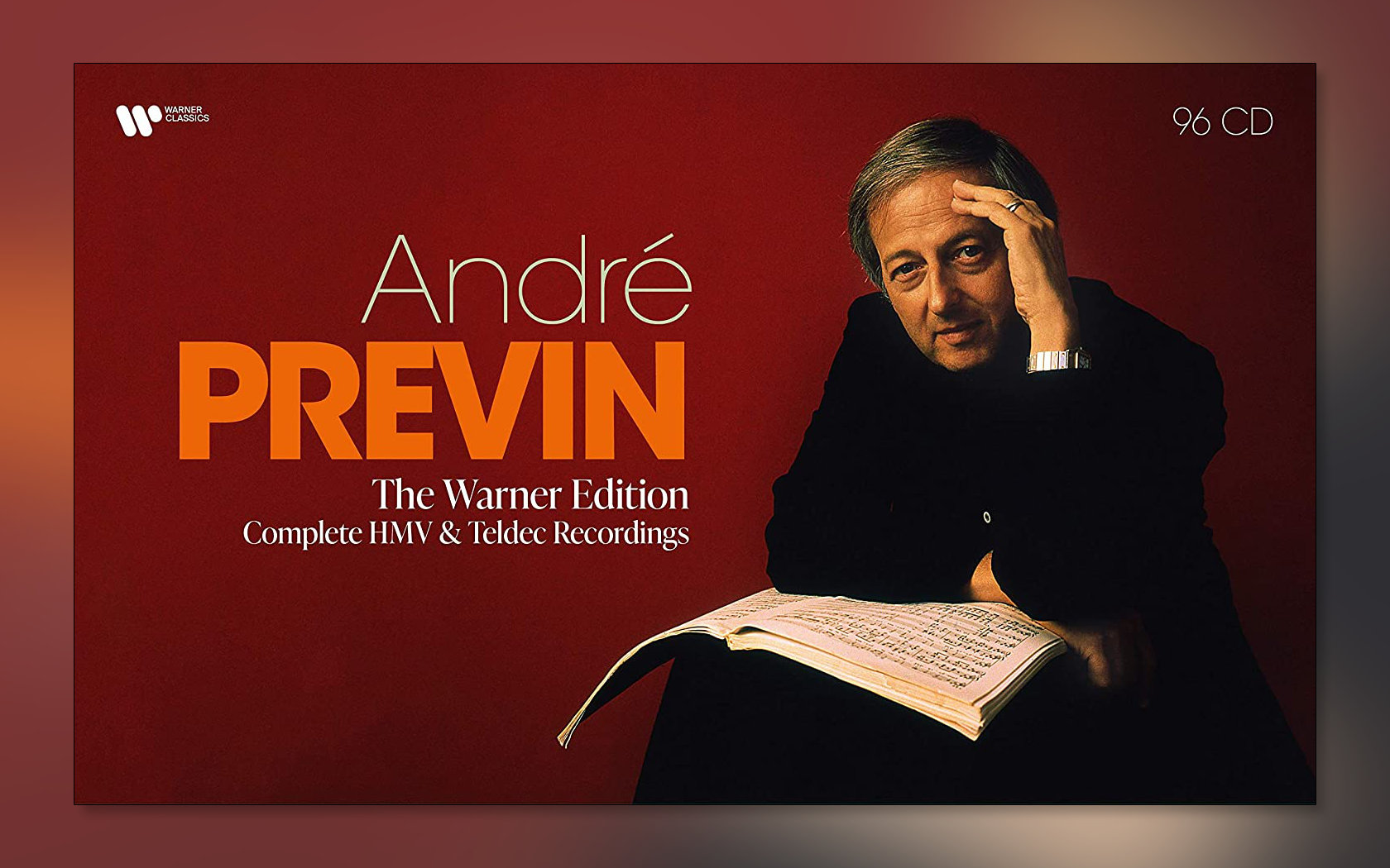 Andre Previn - The Warner Edition