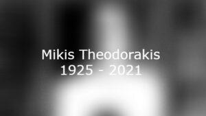 Mikis Theodorakis verstorben
