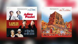 Neu von Music Box: Philippe Sarde & Raymond Alessandrini