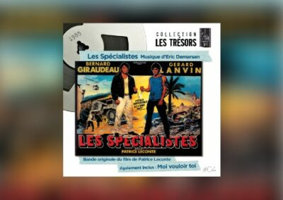 Play Time: Éric Demarsans Les spécialistes erstmals auf CD