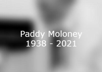 Paddy Moloney ist tot