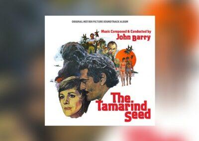 John Barrys The Tamarind Seed von Silva Screen