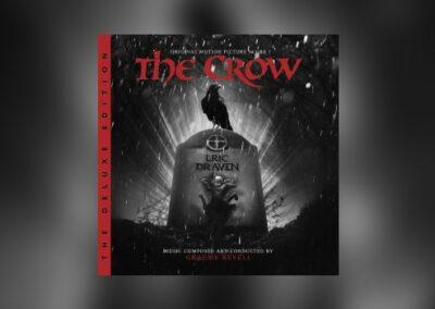 Varèse: Graeme Revells The Crow als Deluxe Edition